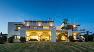 Impresionante villa en Alcaidesa