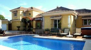 Holiday villa Sotogrande