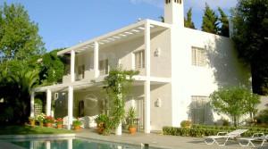 Luxury villa Guadacorte