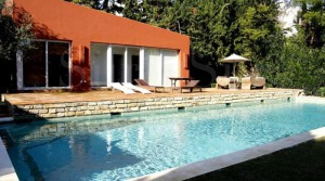 Sotogrande villa with guesthouse