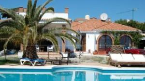 Holiday villa Manilva Coast