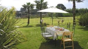 Apartment with private garden Sotogrande Polo