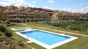 Modern apartment Alcaidesa