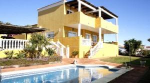 Independent villa close to Sotogrande