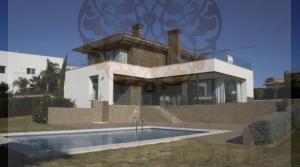 Seaviews villa in Alcaidesa