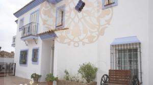 Spanish villa Pueblo Nuevo