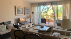 Apartment in Paseo del Mar