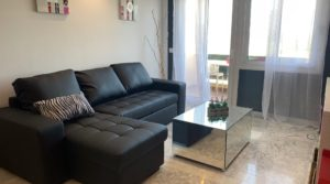 Apartment in Manilva with views