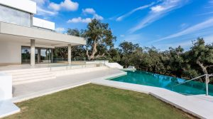 Villa Upper Sotogrande with views