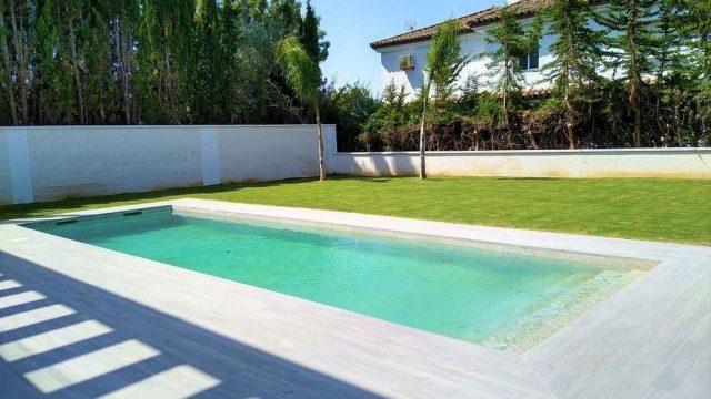 Fantastic brand new villa.
