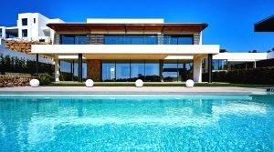 Contemporary style Villa for sale.